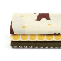 1/4 Fabric Pack (cotton) - 67 Walk through the forest