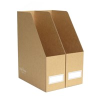 FILE BOX_FOR A4 SIZE / 2PCS