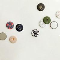 Mini pocket mirror - 8종