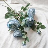 블루 로즈 - 조화