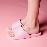 THE PLASTIC SHOES [PINK]