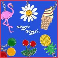 [위글위글] Wiggle Wiggle Keyring