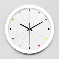 clock lc [벽시계/2컬러]