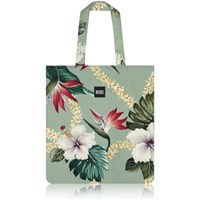 nother Layla Hawaiian Flat Tote Bag (Lark Green)
