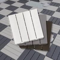 [티볼리] 북유럽풍 DIY 바닥재/마루 1+1세트 (18EA)