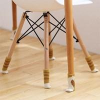 러블리 고양이발 체어삭스 4P세트(의자다리커버)