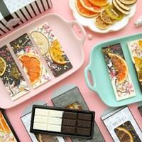 P4 바크 초콜릿만들기 프리미엄 세트 VER.2019