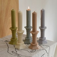 Lyon scented candle (5colors)