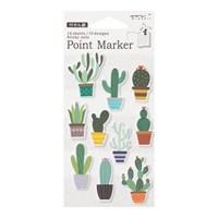 Point Marker (S) - 선인장