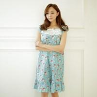 [w] Sunny Short Sleeve One-piece