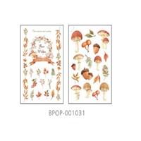 PRINT-ON STICKERS BPOP-001031