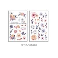 PRINT-ON STICKERS BPOP-001040