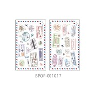 [MU] PRINT-ON STICKERS BPOP-001017