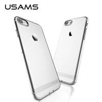 USAMS 아이폰7/8플러스 투명 슬림 케이스