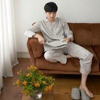 [m] Lilac Pajama Set