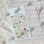 1089 flower letter