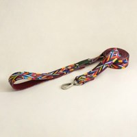 [Mosaic 20 /25] Weaving leash