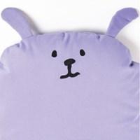 허그미 강아지 쿠션 F/W- purple