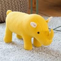 아티슈슈 코뿔소 인형 Toy-Rhino_(1146118)