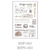 [MU] Printing Sticker_BDP003