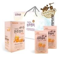 [정선드림] 든든한끼 허니통곡물 선식 선물세트 (35g x 30팩)