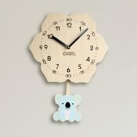 교육용 추벽시계 (귀염둥이 라니)