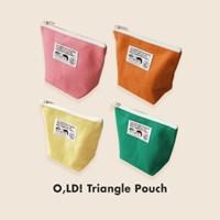 O,LD! Triangle Pouch