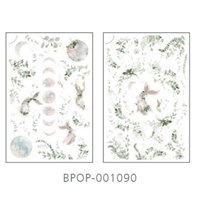 [MU] PRINT-ON STICKERS BPOP-001090