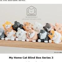 MY HOME CAT BLIND BOX SERIES 3 (까꿍)