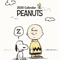 [Peanuts] 2020 벽걸이 캘린더_스누피