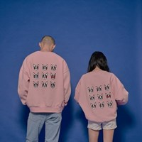 [기모]BOTE NINE SWEATSHIRT / PINK