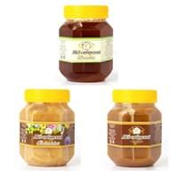 시베리아 꿀 패밀리세트B  당귀꿀1개+수레국화꿀1개+메밀꿀1개