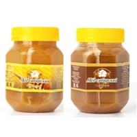 시베리아 꿀 실속세트C (온 가족용)  -  꽃꿀1개+메밀꿀1개