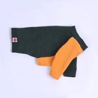 color beam (deep green)