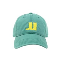 [Hardinglane]Adult`s Hats Wellies on Moss Green