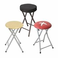 [홈어롱] 인테리어 접이식 스툴 의자 5종_(1477785)