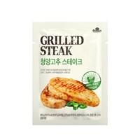 [꼬꼬빌] 닭가슴살 스테이크 청양고추 100g x 5팩
