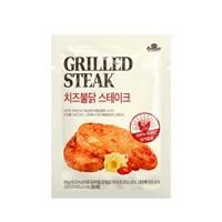 [꼬꼬빌] 닭가슴살 스테이크 치즈불닭 100g x 5팩