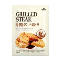 [꼬꼬빌] 닭가슴살 스테이크 광양불고기 100g x 15팩