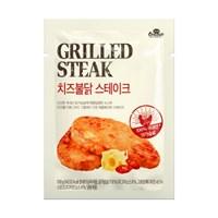 [꼬꼬빌] 닭가슴살 스테이크 치즈불닭 100g x 15팩