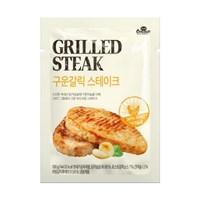 [꼬꼬빌] 닭가슴살 스테이크 구운갈릭 100g x 15팩
