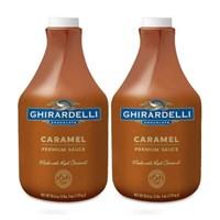 기라델리 카라멜 소스 2.56kg 2개 세트_(850828)