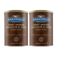 기라델리 스위트 그라운드 초콜렛 파우더 1.36kg 2개 세_(850826)