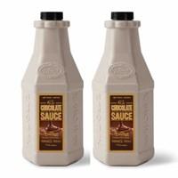 까로망 65℃ 초콜릿 소스 2kg 2개 세트_(864997)