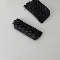 잔도트 삼각 필통(Dot triangle pencil case)