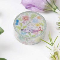 Wild Flower Masking Tape [Summer Wild Flower]