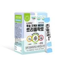 [루솔] 유산균 트리플락토 베이비 1박스(30포)
