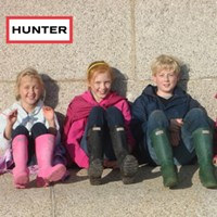 [Hunter]Young Original Wellington boots