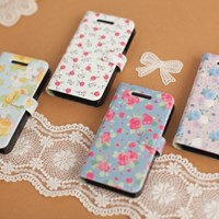 Diary ː Case / Fall in Flower