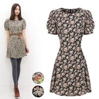 [인기상승중/이쁜플로랄]Anna Floral Dress